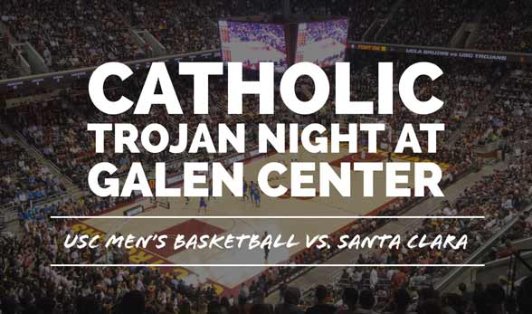 Night at the Galen Center
