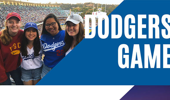 Dodgers Game