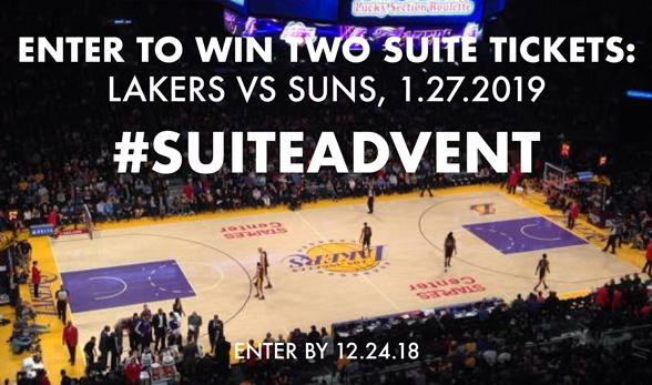 #SuiteAdvent Contest