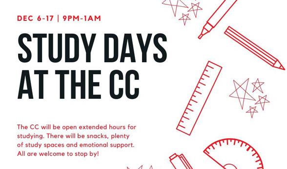 CC Study Days