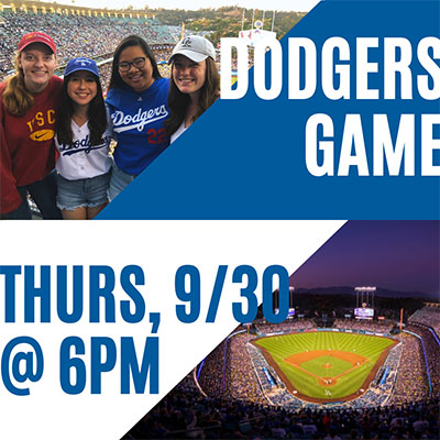 Dodgers Game -Take Me Out to The Ball Game!