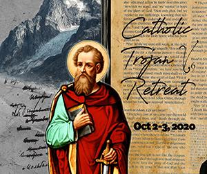 Catholic Trojan Retreat V, October 2-3, 2020 Zoom