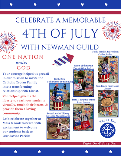Celebrate a memorable 4th of July
