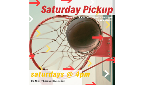 Saturday Pickup