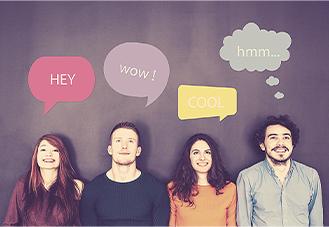 Close up of a happy Hispanic boy ready for school