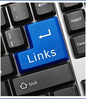 Keyboard up close reading LINKS