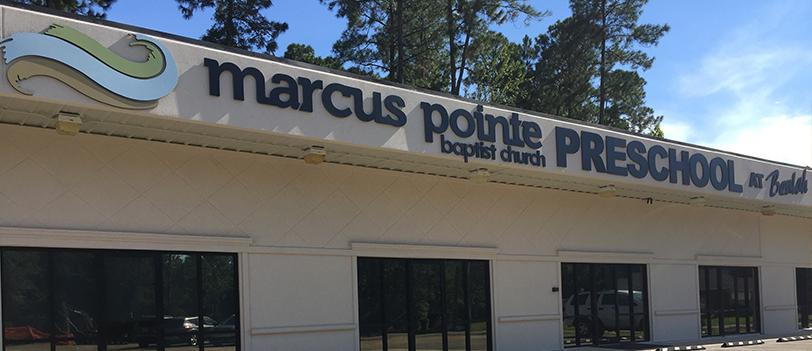 Marcus Pointe Baptist Church Preschool at Beulah