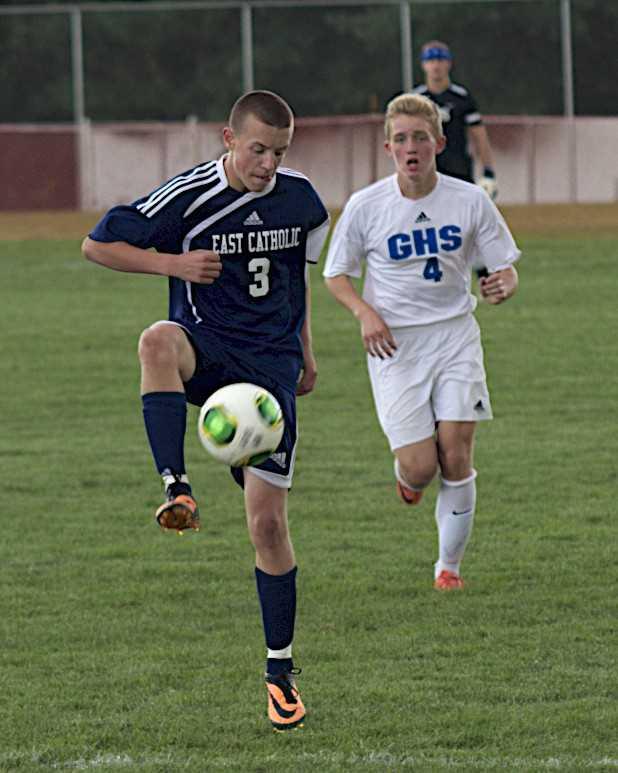 Boy Soccer