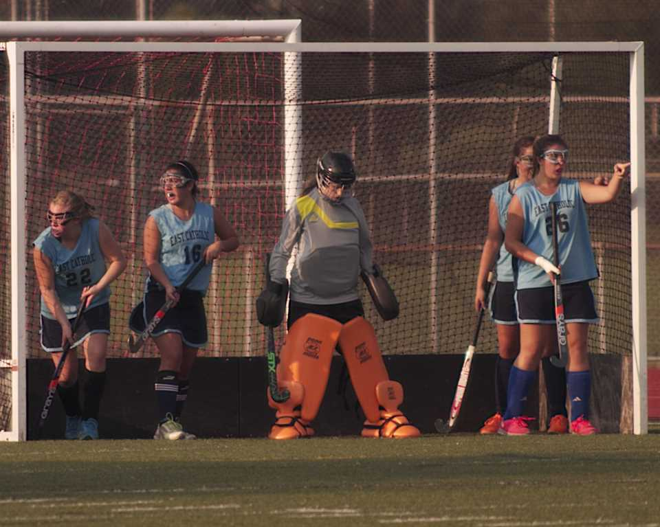 Girl Field Hockey