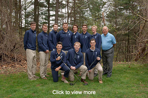 Boys Golf Team Photos