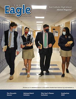 The Eagle Spring 2020, Winter 2021 Alumni Magazine
