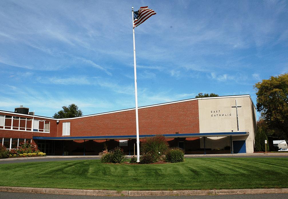 East Catholic High School Building