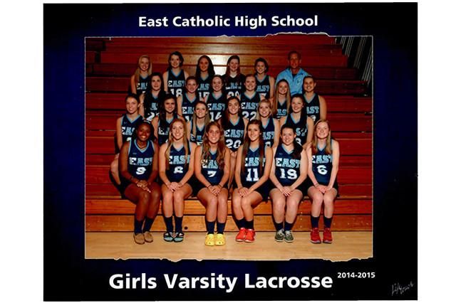 Girls Varsity Lacrosse - 2014-2015