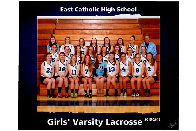 Girls' Varsiy Lacrosse - 2015-2016