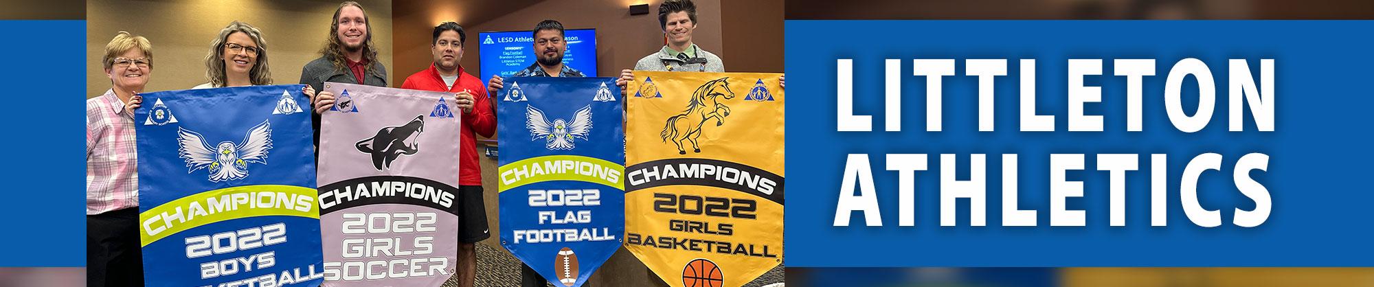 Littleton Athletics - new seasons coming soon!