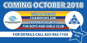 Boys and Girls Club Partnership Flyer