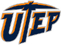 UTEP logo - University of Texas at El Paso