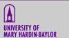 University of Mary Hardin-Baylor logo