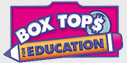 BOX TOPS EDUCATION