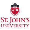 St. Johns University logo