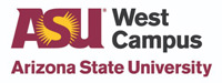 ASU West Campus logo - Arizona State University