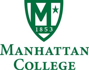 Manhattan College logo - 1853