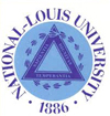 National-Louis University logo - 1886