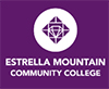 Estrella Mountain Community College logo