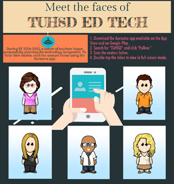 Face of TUHSD Ed Tech