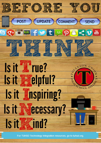 Think Digital Citizenship