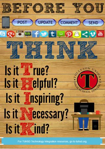 Think Digital Citizenship