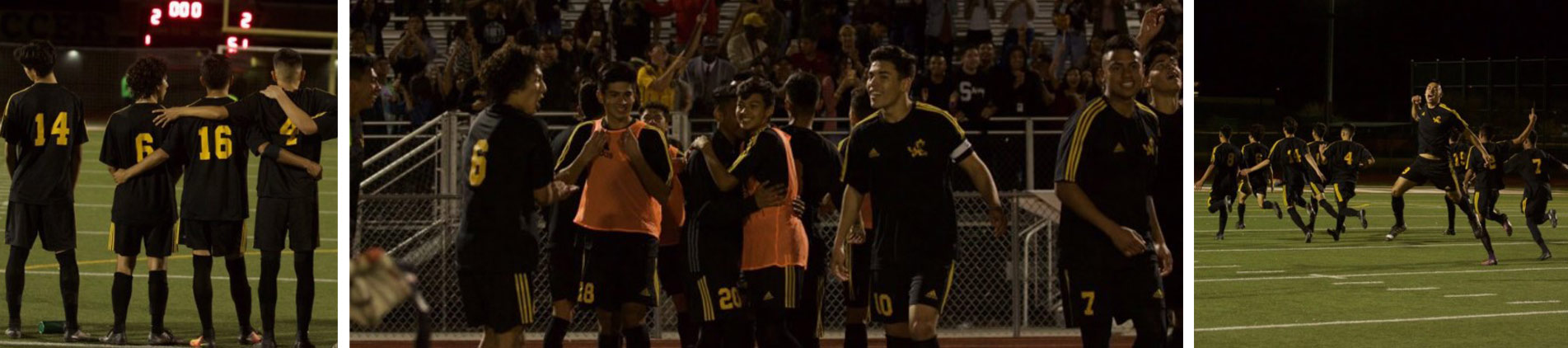 Soccer Semifinal Game