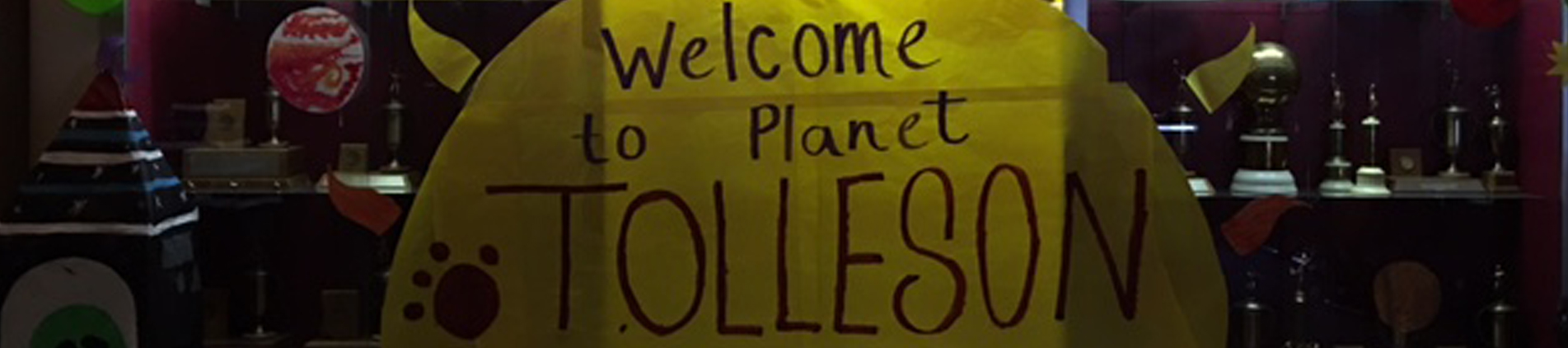 Welcome to Planet Tolleson