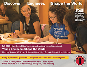 Young Engineers Shape the World