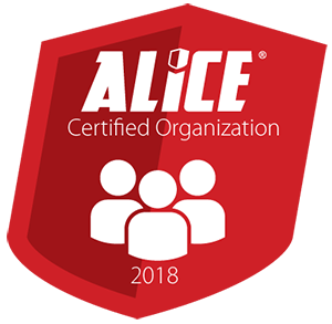 Alice Certified Organization 2018