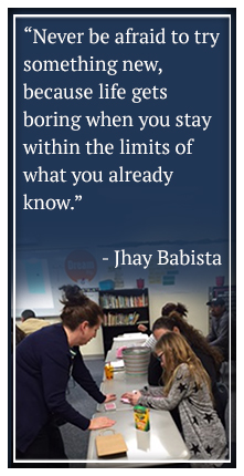 Jhay Babista quote