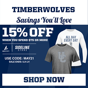 Union Colony Timberwolves online store