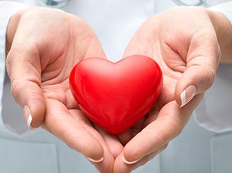 heart and nurse