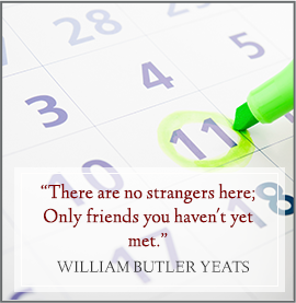 William Butler Yeats Quote