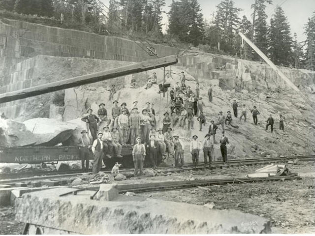 Historic Quarry Pool