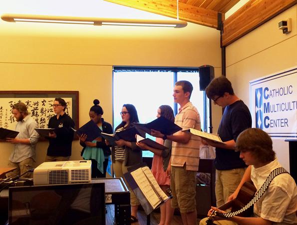 Mass Band at CMC