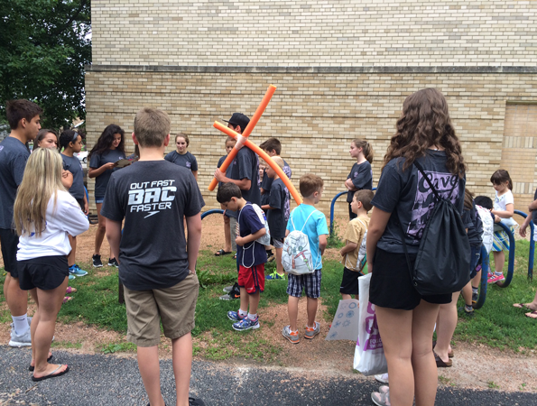 Youth Ministry Outdoors