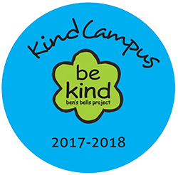 Kind Campus be kind ben's bells project 2017-2018