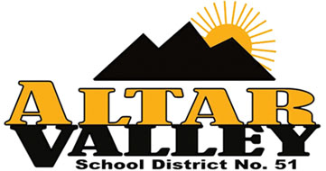 Altar Valley Home page