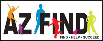 AZ Child Find. Find, Help, Succeed.