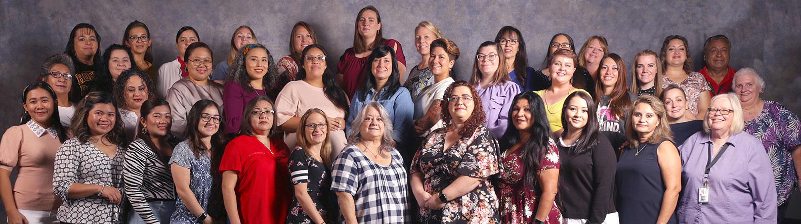 2021-2022 Altar Valley School District teachers and staff