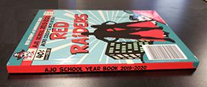 Ajo School Year book 2019-2020