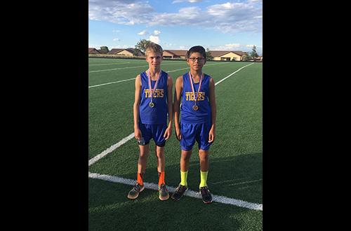 Track winners