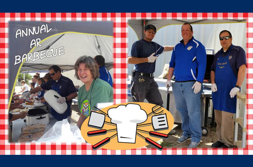 Annual AR Barbecue