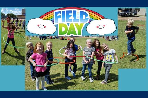 Field Day Hula Hooping
